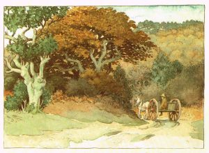 Heywood Summner's New Forest